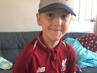 Fundraiser launched for Wistaston boy fighting rare cancer for second time