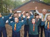 Rail firm helps Wistaston Scouts stay on right track