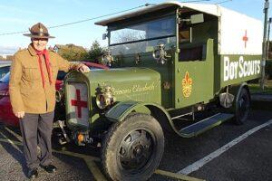Wistaston Scout Group aluminium can collection scheme ends