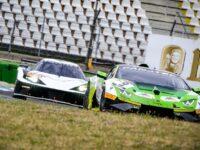 Nantwich driver Jordan Witt secures fifth in Fanatec round two in Germany