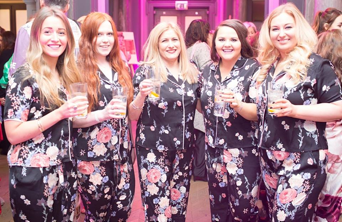 Gin and Pyjamas for ST Luke's