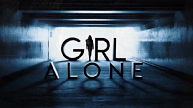 Girl Alone film, by scriptwriter Linda Barnett