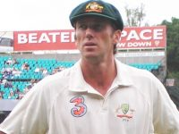 Aussie cricket legend Glenn McGrath heads for Nantwich