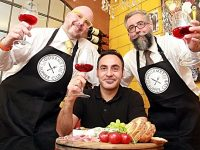 Nantwich couple launch new Gourmet Supper Club at Olea Cafe