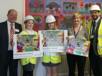 Wyche Primary pupils in Nantwich win wildlife posters competition