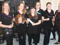Nantwich hairdressing students play key Grease role