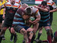 Crewe & Nantwich RUFC beaten by league leaders Wolverhampton