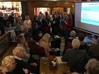 More than 100 attend launch of Plastic Free Nantwich event