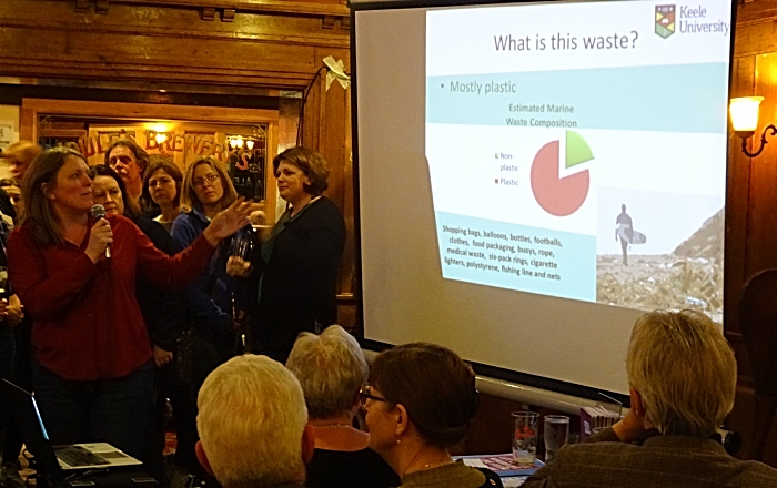 Plastic Free - Guest speaker Dr Sharon George from Keele University (2) (1)