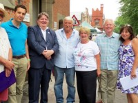 Wistaston campaigners call on public inquiry support against Gladman