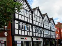 "HSBC to close Nantwich branch because of ""52% drop in footfall"""
