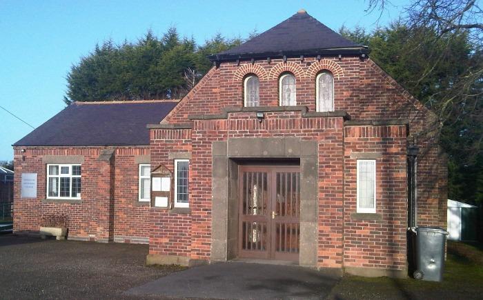 Hankelow Methodist Church