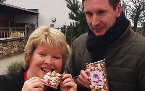 Nantwich chocolate maker backs children's hospice campaign