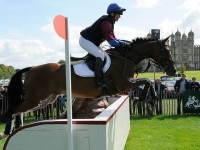 Nantwich horse rider Hannah Bate finishes 29th at Burghley