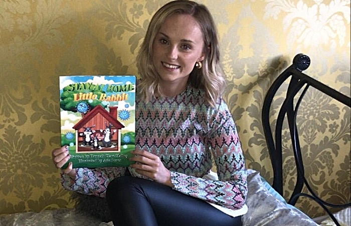 Hannah Malley children's book