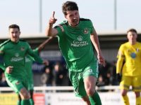 Nantwich Town ease to vital 3-1 win at home to Grantham