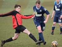 Title winners Square One battered by Betley in 4-0 defeat