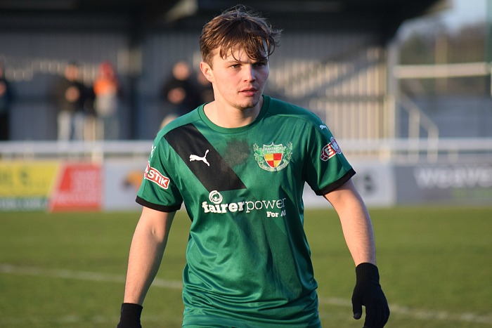 winner against Skelmersdale - Hat-trick hero Sean Cooke