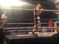 "Boxing legend Ricky Hatton ""proud"" of Nantwich heavyweight Nathan Gorman"