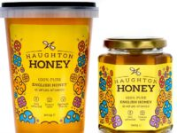 Haughton Honey near Nantwich launches giant honey pot