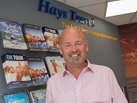 Hays Travel in Nantwich helps firm post record holiday sales