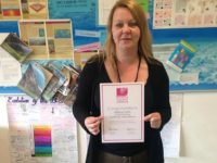National award earned by South Cheshire College lecturer