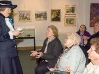 Cheshire High Sheriff pays tribute to Nantwich Museum volunteers