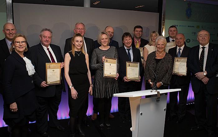 High Sheriff Awards for Enterprise - Winners