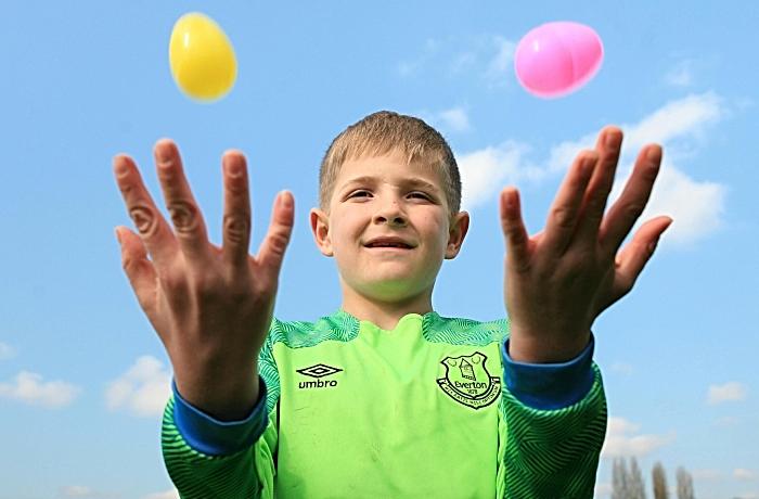 Highfields Academy Children enjoy cracking Easter fun 3