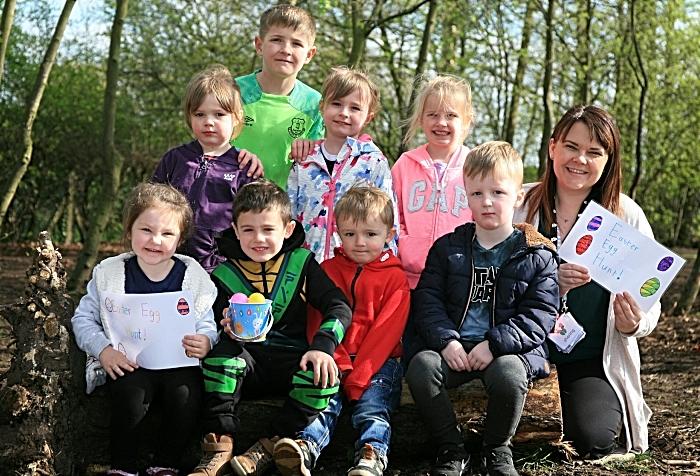 Highfields Academy Children enjoy cracking Easter fun 4