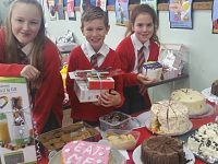 Nantwich pupils stage Bake Off contest in aid of charity