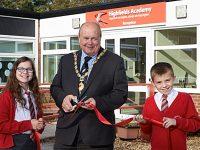 Highfields Academy in Nantwich unveils £1 million facelift