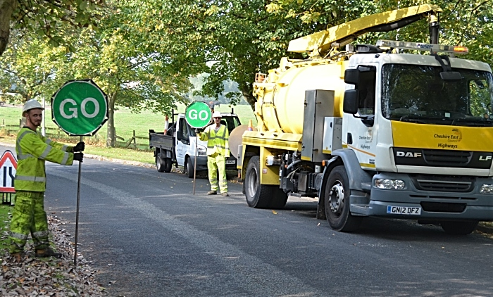 Highways Work - Ringway Jacobs contract