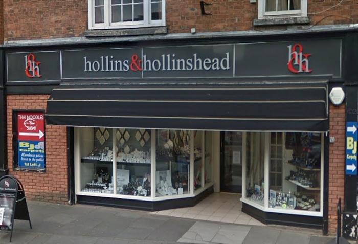 jewellery - Hollins and Hollinshead Nantwich, 700x450