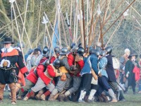 "Nantwich gears up for ""Battle of Nantwich"" Holly Holy Day"