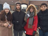 South Cheshire students in moving visit to Auschwitz