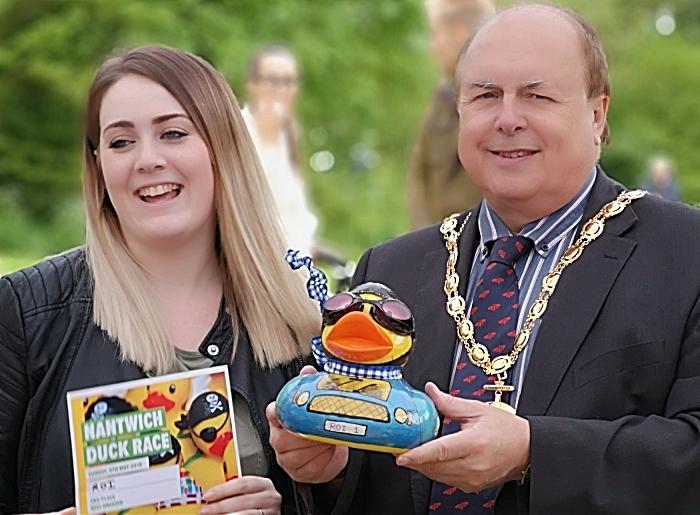 duck race honour