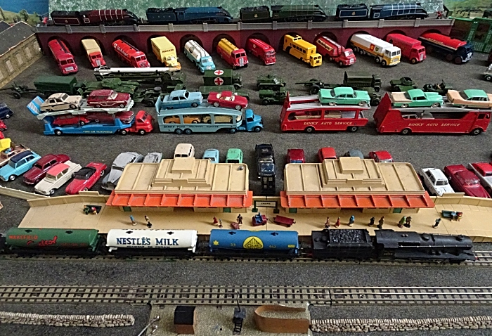 Hornby Dublo train set