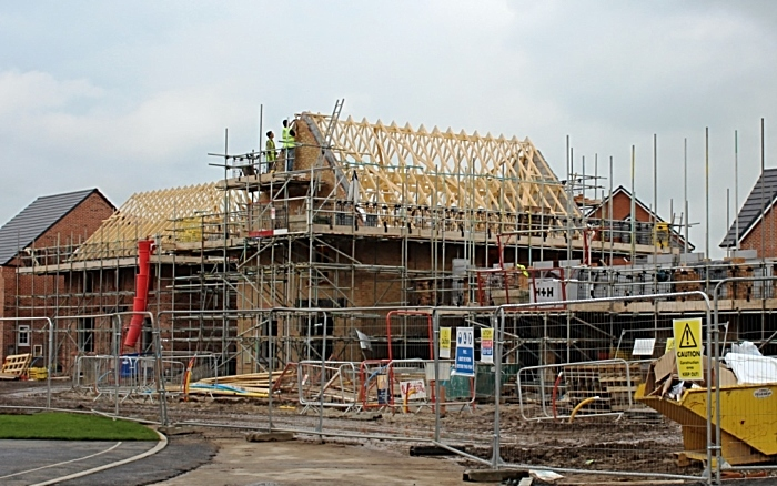 Housebuilding - Levy