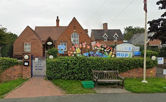 Huxley CE Primary School