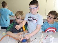 Brine Leas School opens doors for annual Activity Day