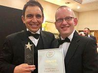 Nantwich firm Direct Access wins International honour at Chamber awards