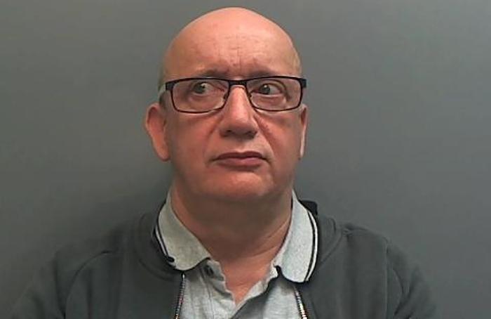 Ian Robinson, paedophile, Cheshire Police