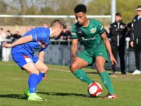 Nantwich Town unbeaten run ended in 2-0 defeat by Whitby