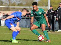 Nantwich Town unbeaten run ended in 2-0 defeat by Whitby