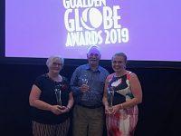 Crewe & Nantwich Ladyhawks netball chair honoured at national awards