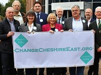 Councillors urge MPs to back bid to change Cheshire East Council system