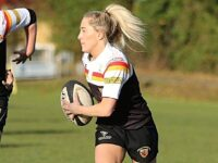 Nantwich twin sisters sign for Sale Sharks Women