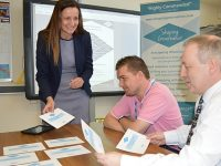 Nantwich firm filling school governor places scoops business honour