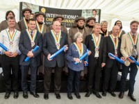 International Cheese Awards 2015 judged at Nantwich Show ground
